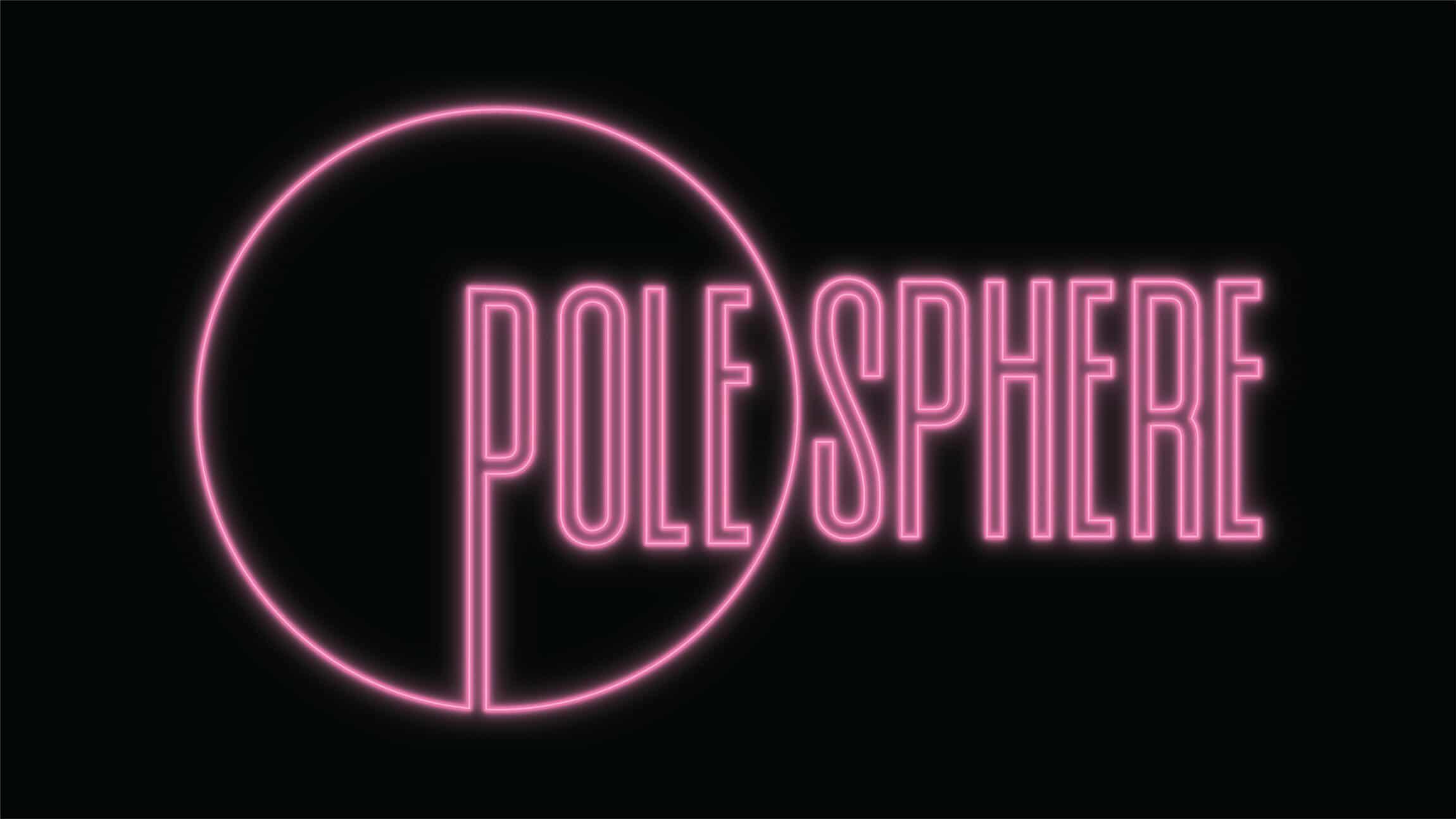 PoleSphere Neon Logo V2